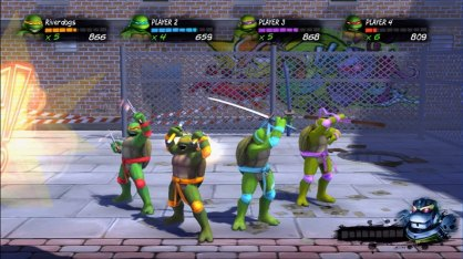TMNT Turtles in Time an�lisis