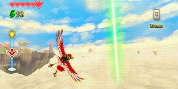 Zelda: Skyward Sword