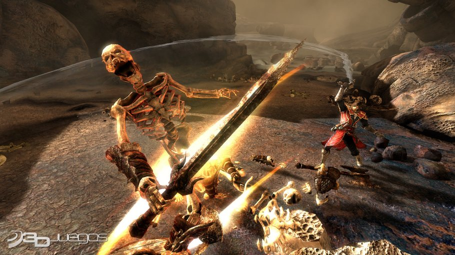 Castlevania Lords of Shadow - An�lisis