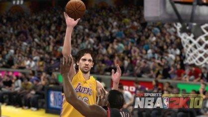 NBA 2K10 (PlayStation 3)