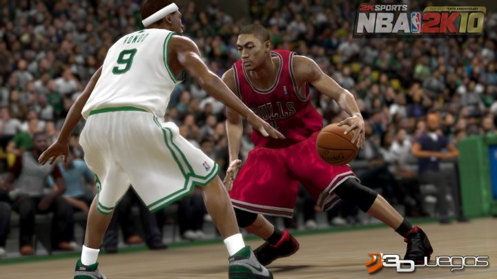 NBA 2K10 - Primer contacto
