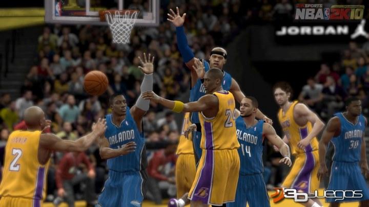 NBA 2K10 - Impresiones jugables