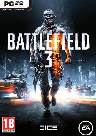 Car�tula de Battlefield 3