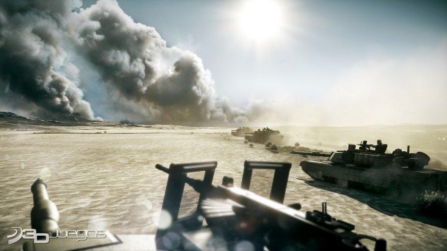 Battlefield 3 - Impresiones multijugador