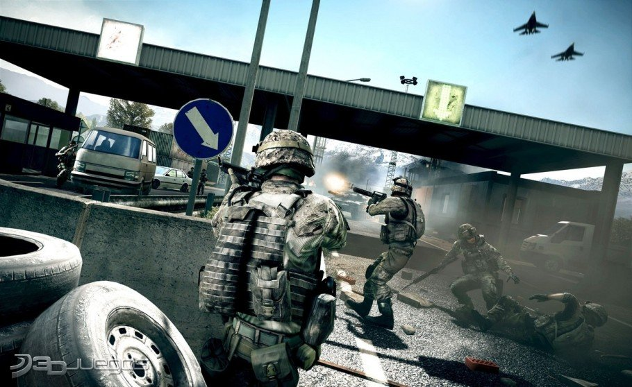Battlefield 3 - Impresiones TGS 2011
