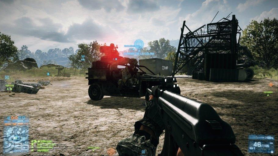 Battlefield 3 - An�lisis