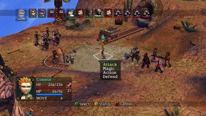 Vandal Hearts (Xbox 360)