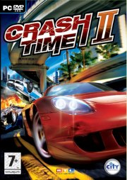 Car�tula oficial de Crash Time 2: Alerta Cobra PC