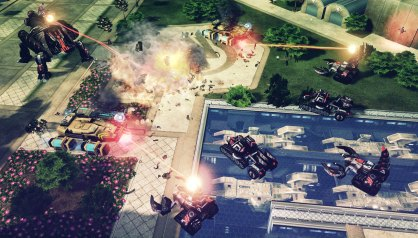 Command & Conquer 4 an�lisis
