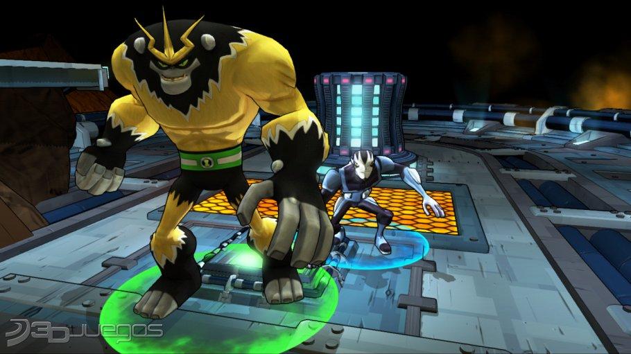 Imgenes de Ben 10 Omniverse para PS3  3DJuegos