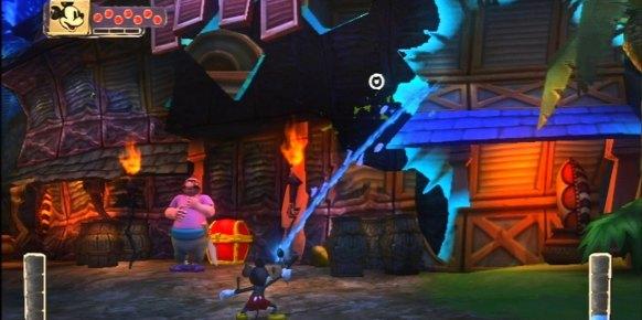 Epic Mickey: Impresiones E3 2010
