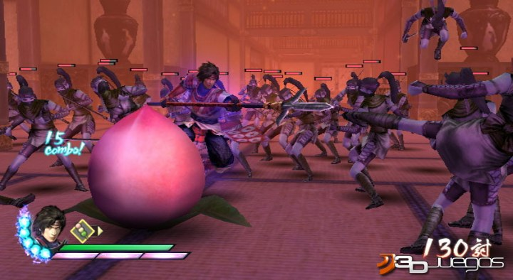 Samurai Warriors 3 - An�lisis