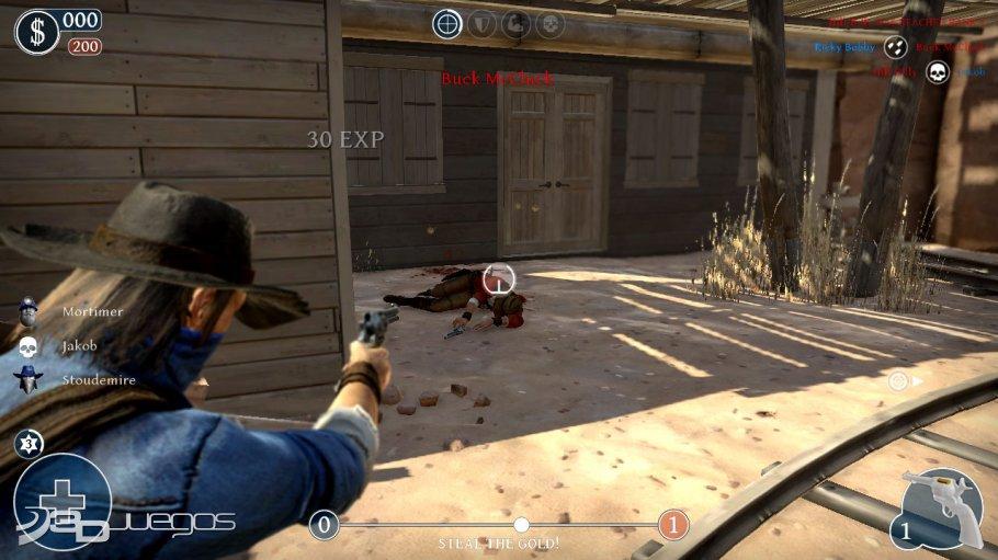 Смотреть полную версию скриншота из игры Lead And Gold: Gangs of the Wild W