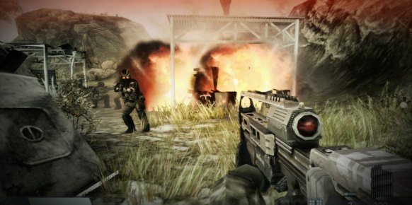 Killzone HD an�lisis