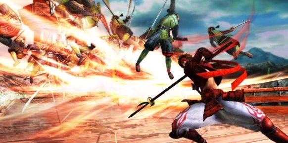 Sengoku BASARA Samurai Heroes (PlayStation 3)