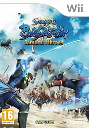 Sengoku BASARA Samurai Heroes Wii