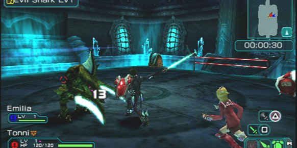 Phantasy Star Portable 2 an�lisis