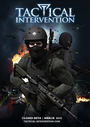 Car�tula oficial de Tactical Intervention PC