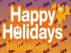 Happy Holidays Halloween