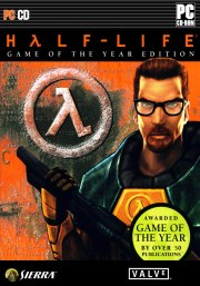 Car�tula oficial de Half-Life PC