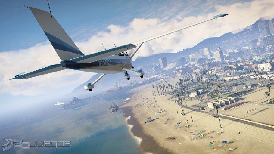 Grand Theft Auto V - Impresiones