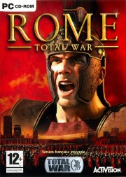 Car�tula oficial de Rome: Total War PC
