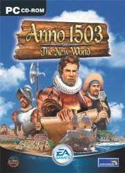 Car�tula oficial de ANNO 1503: The New World PC