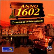 Car�tula oficial de ANNO 1602: Creation of a New World PC