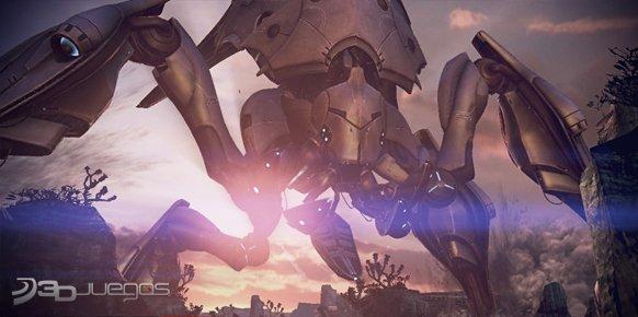 Mass Effect 3 - Entrevista Jesse Houston