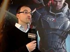 V�deo Mass Effect 3: Better with Kinect