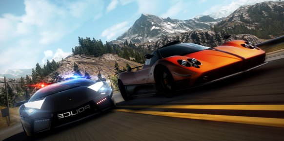 Need for Speed Hot Pursuit an�lisis