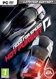 Car�tula oficial de Need for Speed Hot Pursuit PC