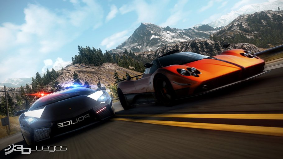 Need for Speed Hot Pursuit - An�lisis