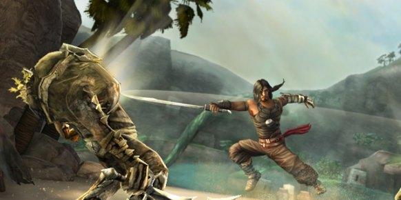 Prince of Persia Arenas Olvidadas (Nintendo Wii)