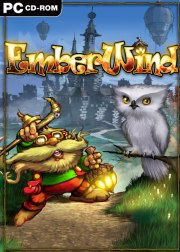 Car�tula oficial de Emberwind PC