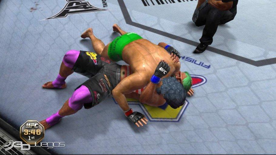 UFC 2010 Undisputed - An�lisis