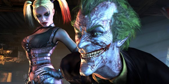 Batman Arkham City (Wii U)