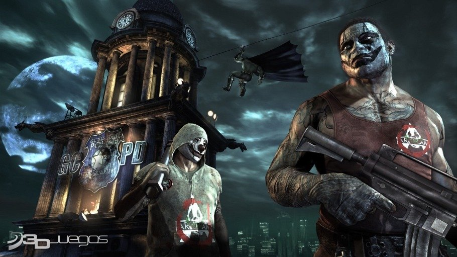 Batman Arkham City - Impresiones jugables