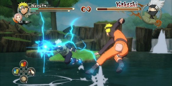 Naruto Ultimate Ninja Storm 2: Impresiones jugables