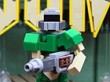 Un aficionado crea un sorprendente homenaje a DOOM con piezas de LEGO