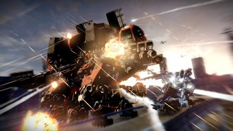 Video Armored Core V, Customization Weapons