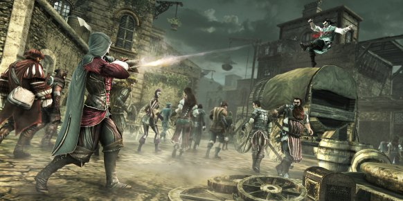 Assassin's Creed La Hermandad PS3