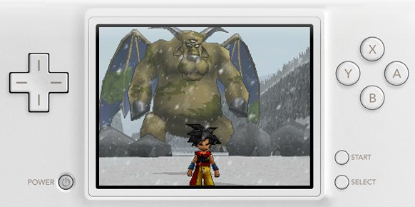 Dragon Quest Monsters Joker 2 (Nintendo DS)