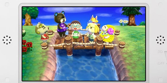 Animal Crossing New Leaf (3DS)
