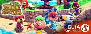 Gu�a completa de Animal Crossing New Leaf