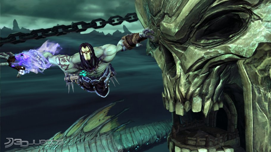 Darksiders II - Entrevista Marvin Donald