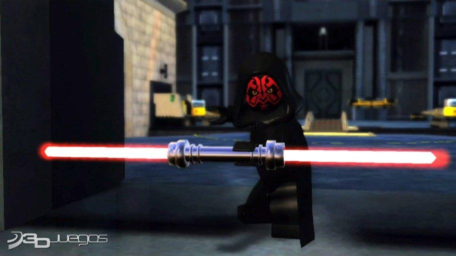 LEGO Star Wars III - Primer contacto