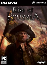 Car�tula oficial de Rise of Prussia PC
