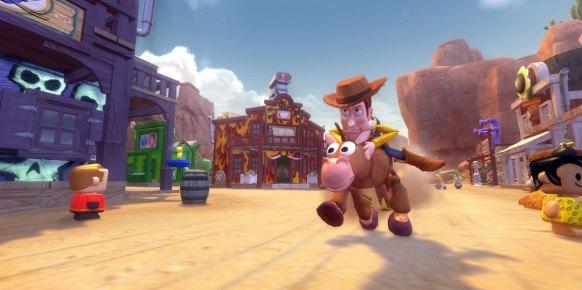Toy Story 3 El Videojuego (Xbox 360)