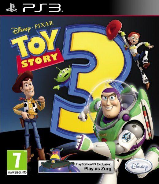 Carátula oficial de Toy Story 3: El Videojuego - PS3 - 3DJuegos